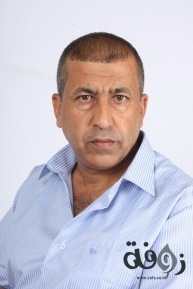 عاطف غريفات رئيس المجلس المحلي زرازير