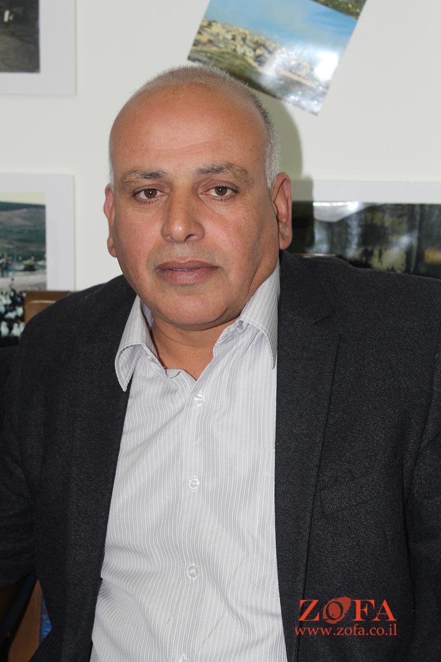 ذياب حجيرات - عضو بلدية شفاعمرو